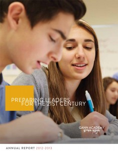 Gann Academy annual report
